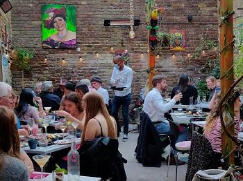 Paladar Restaurant - Garden
